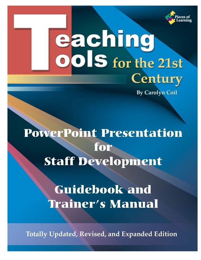 Teaching Tools – PowerPoint Presentation for Staff Development