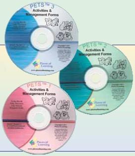 Primary Education Thinking Skills (P.E.T.S.™) CD Set