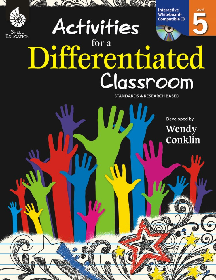 Activities for a Differentiated Classroom - 5