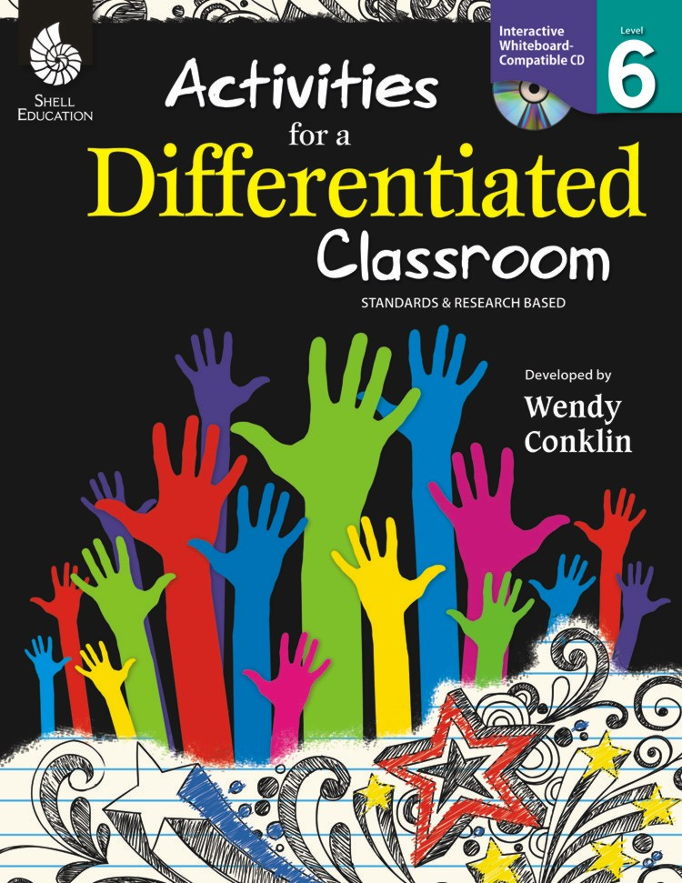 Activities for a Differentiated Classroom - 6