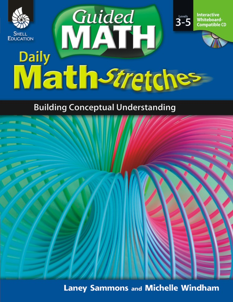 Daily Math Stretches - 3rd-5th