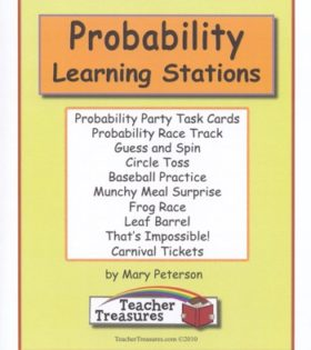 Probability Learning Station Games