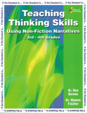 Go Green Book™ - Teaching Thinking Skills 3-4