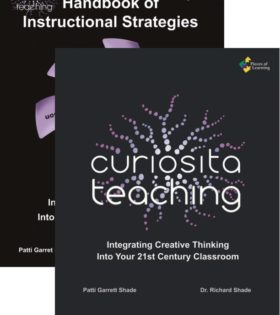 curiosita teaching Book, Handbook, and CD Set