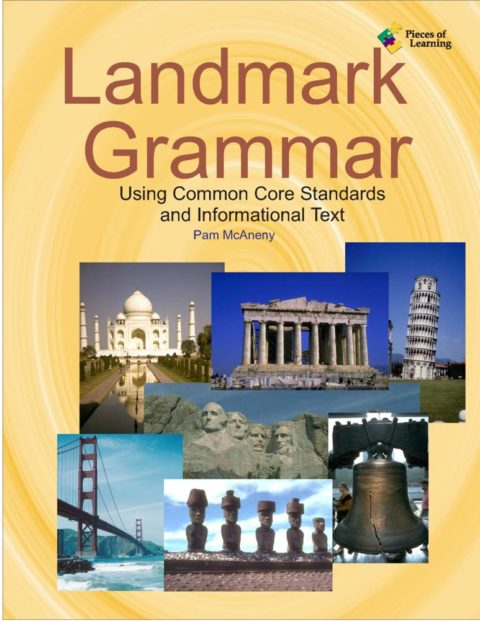 Landmark Grammar: Using Common Core Standards