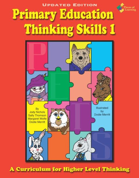 Primary Education Thinking Skills (P.E.T.S.™) Updated with CD