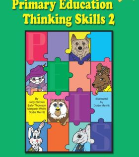 Primary Education Thinking Skills (P.E.T.S.™) 2 Updated with CD