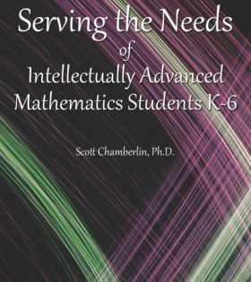 Serving the Needs of Intellectually Adv. Mathematics Students