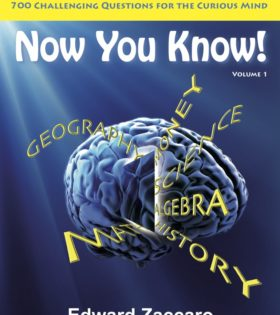 Now You Know! Volume 1