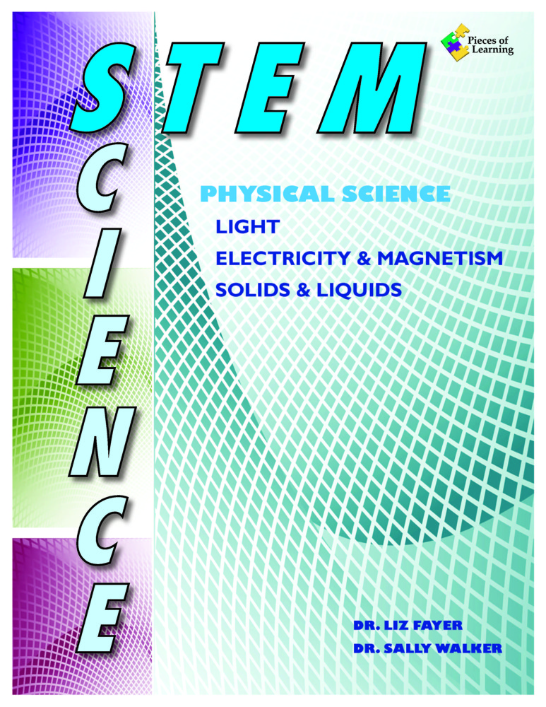 STEM  - Physical Science - E-Book