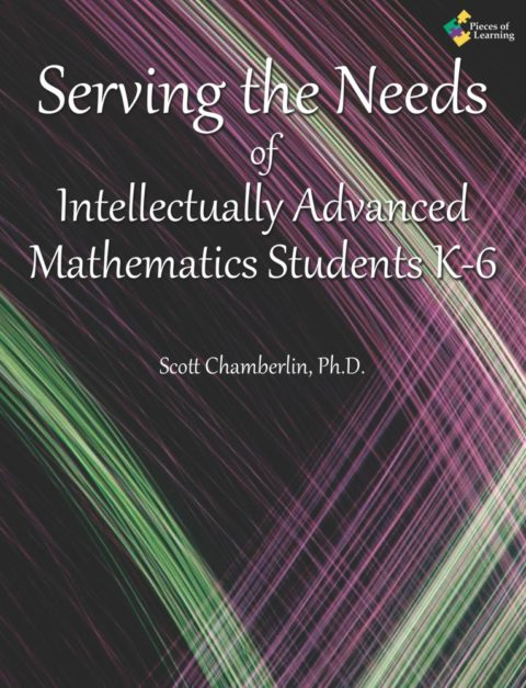 Serving the Needs of Intellectually Adv. Math Students - E-Book