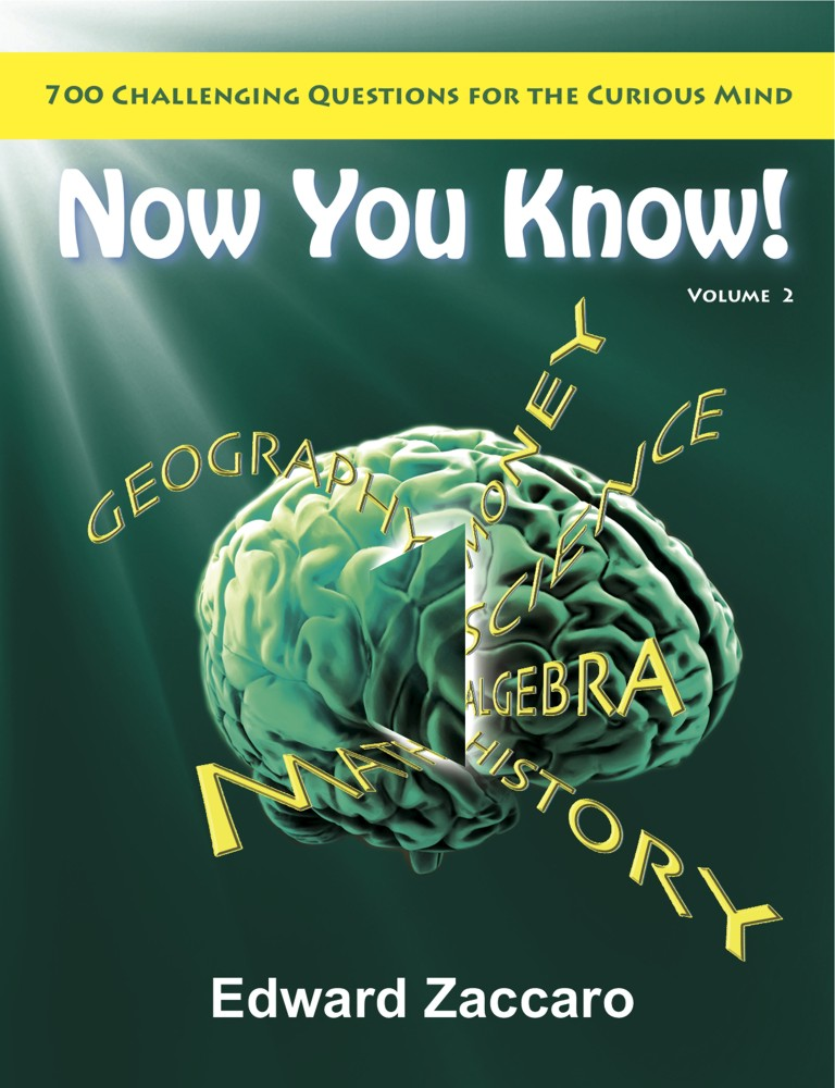 Now You Know! Volume 2
