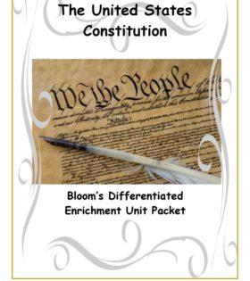 United States Constitution Unit