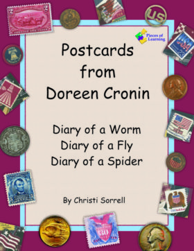 Postcards from Doreen Cronin