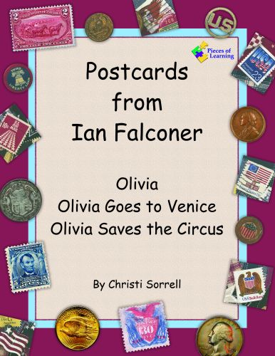 Postcards from Ian Falconer