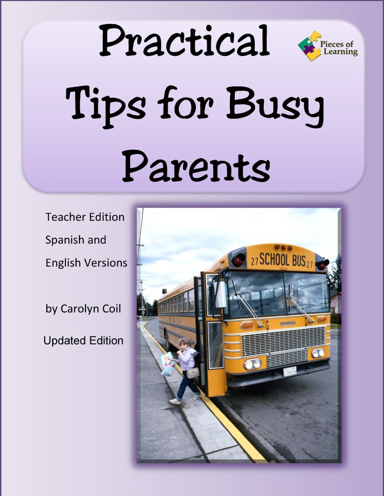 Practical Tips for Parents (English OR Spanish)