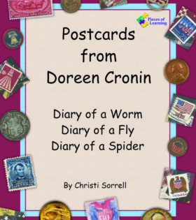Postcards from Doreen Cronin - E-Book