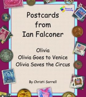 Postcards from Ian Falconer - E-Book