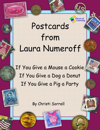 Postcards from Laura Numeroff - E-Book
