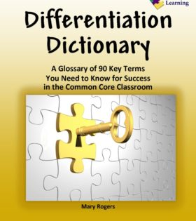 Differentiation Dictionary - E-Book