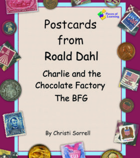 Postcards from Dahl