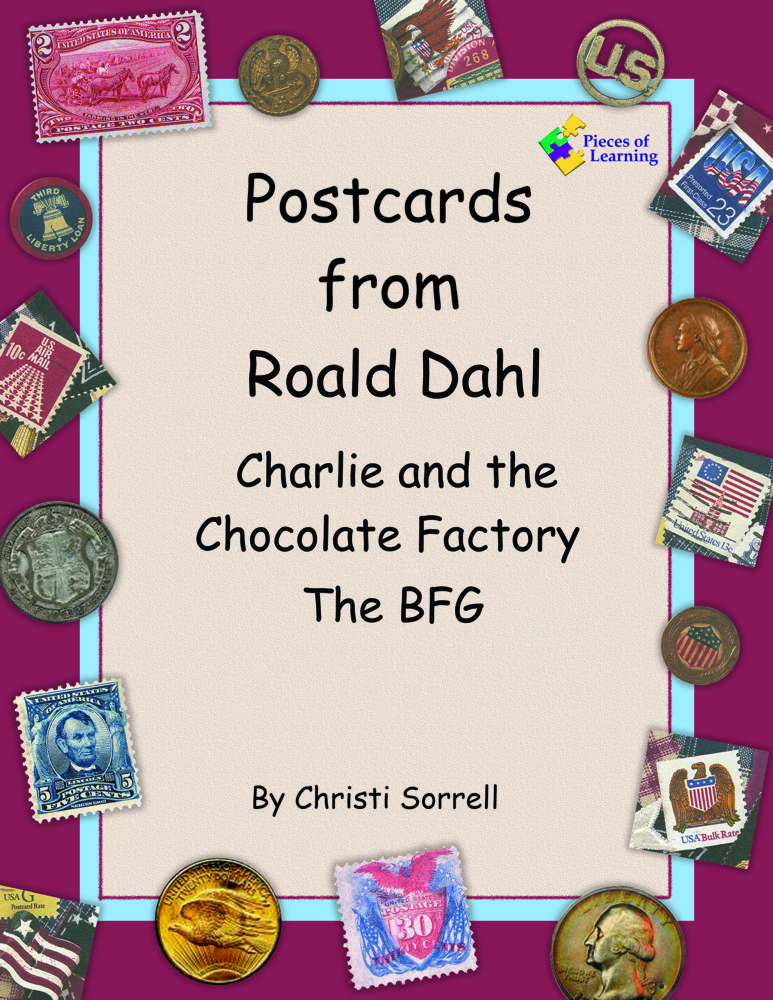 Postcards from Dahl - E-Book