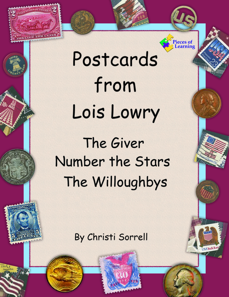 Postcards from Lowry - E-Book