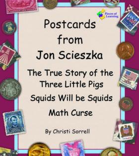 Postcards from Scieszka - E-Book