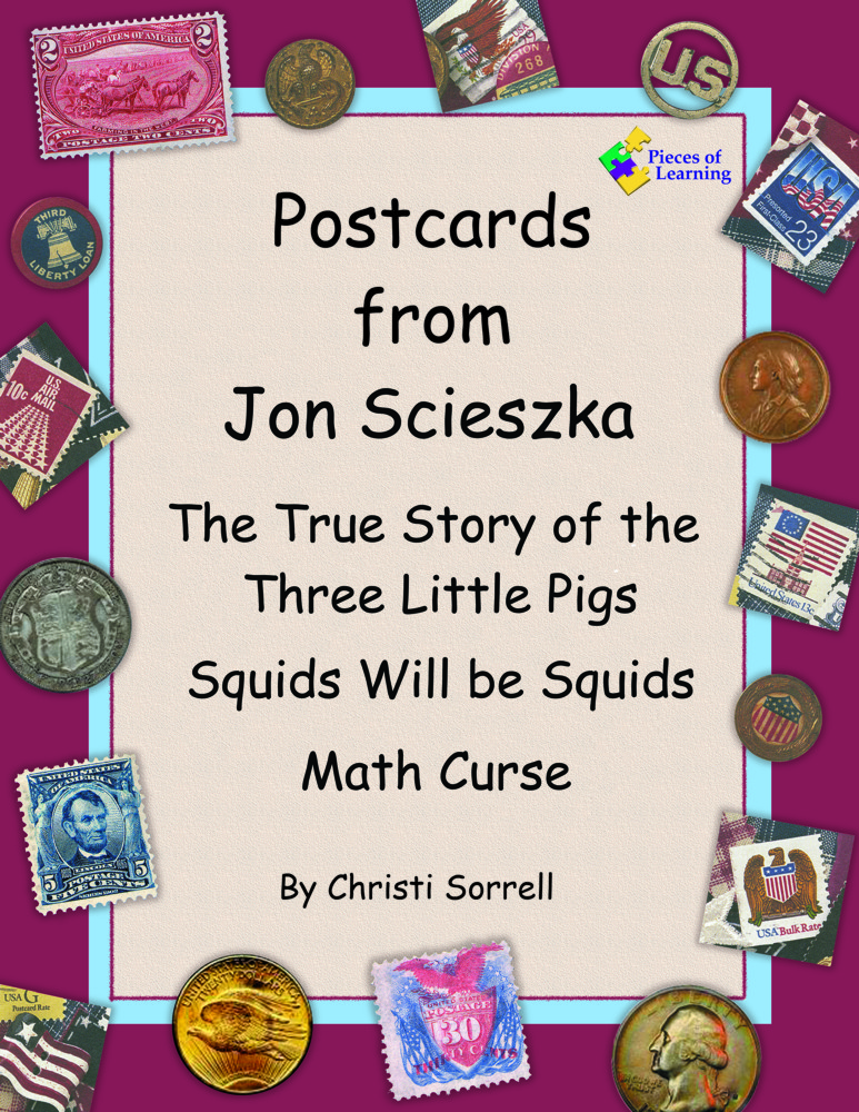 Postcards from Scieszka - E-Book