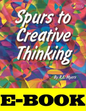 Go Green Book™ - Spurs to Creative Thinking