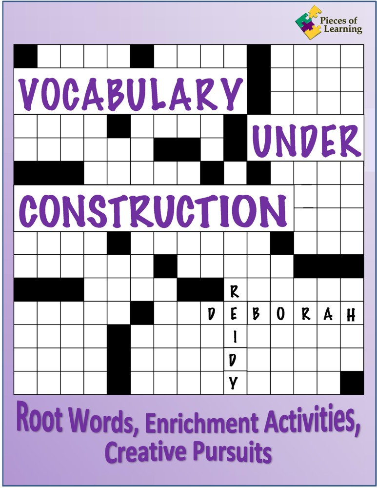 Vocabulary under construction pieces of learning for Construction vocabulary
