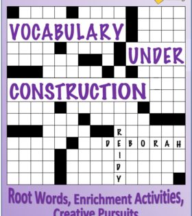 Vocabulary Under Construction - E-Book
