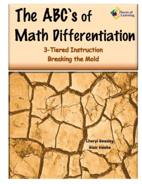 The ABC's of Math Differentiation - E-Book