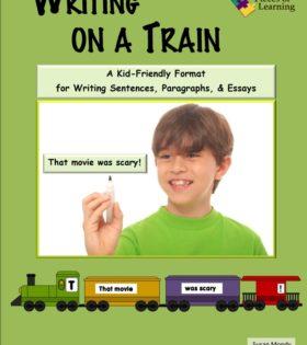 Writing on a Train - E-Book