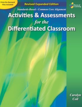 Activities and Assessments Revised Expanded E-Book
