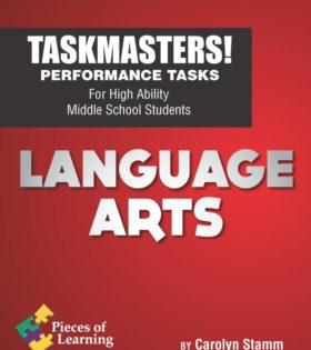 Task Masters! Performance Tasks - Language Arts - Ebook