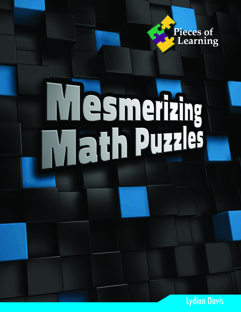 Mesmerizing Math Puzzles - E-Book