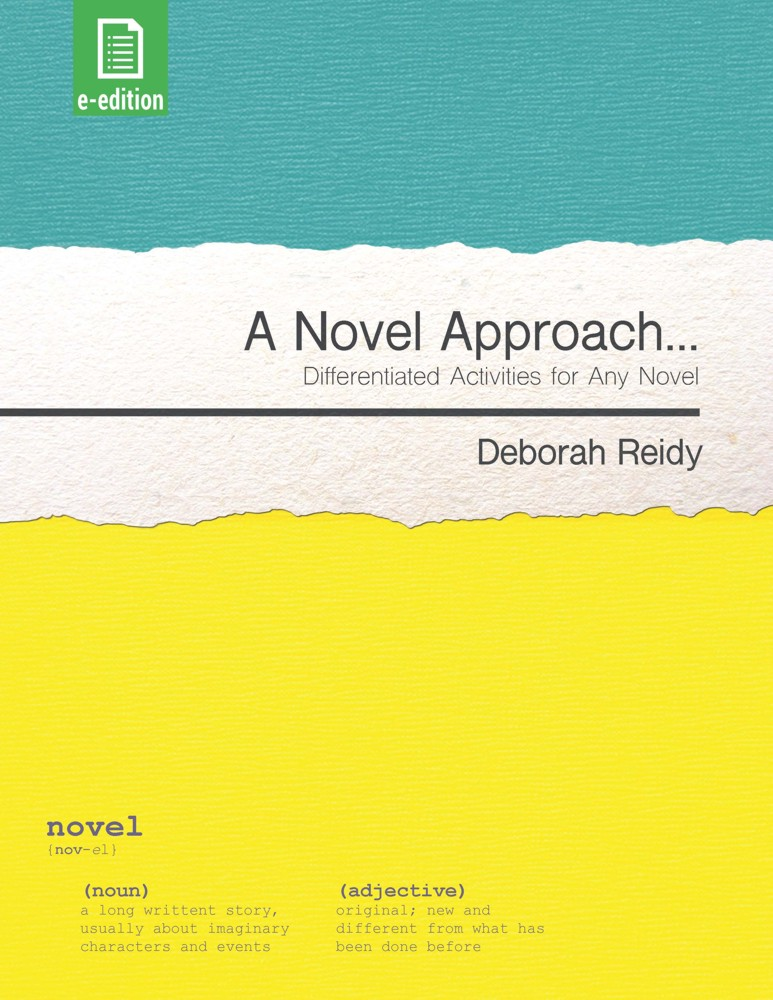 A Novel Approach... E-Book