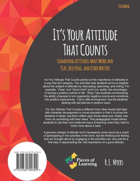 It's Your Attitude That Counts!