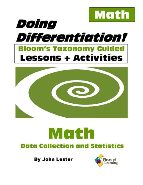 Doing Differentiation! Using Bloom's Taxonomy - Math