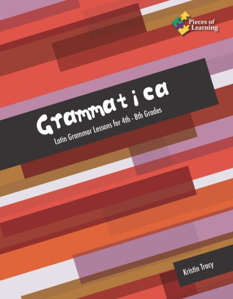 Grammatica, Latin Grammar Lessons for 4th-8th Grades