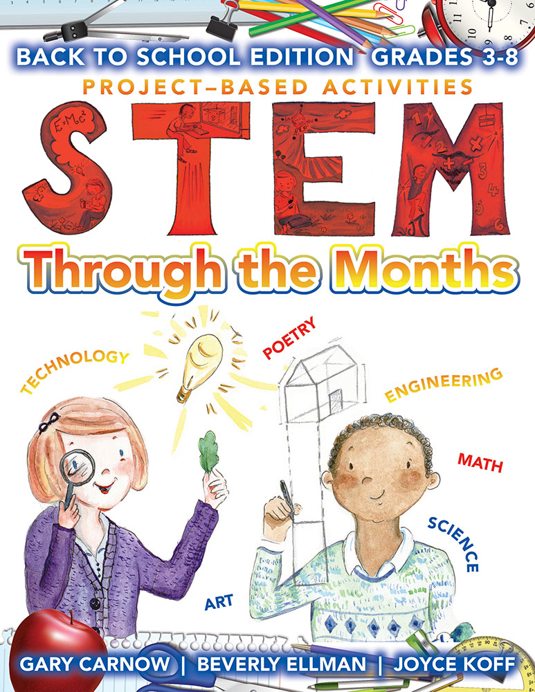 STEM Through the Months – Back To School Edition
