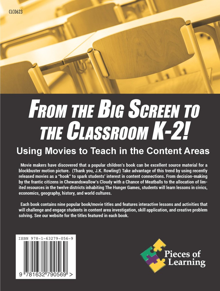 From the Big Screen to the Classroom – K-2