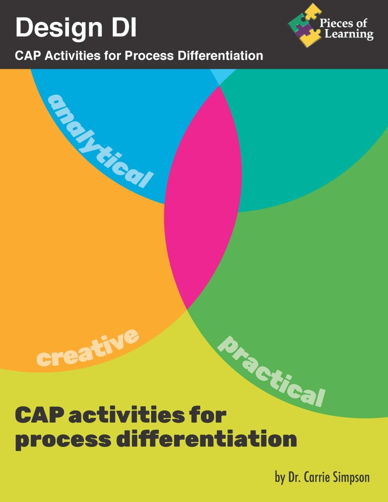 Design DI: CAP Activities for Process Differentiation