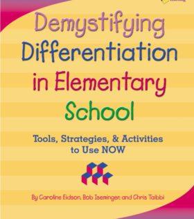 Demystifying Differentiation in Elementary