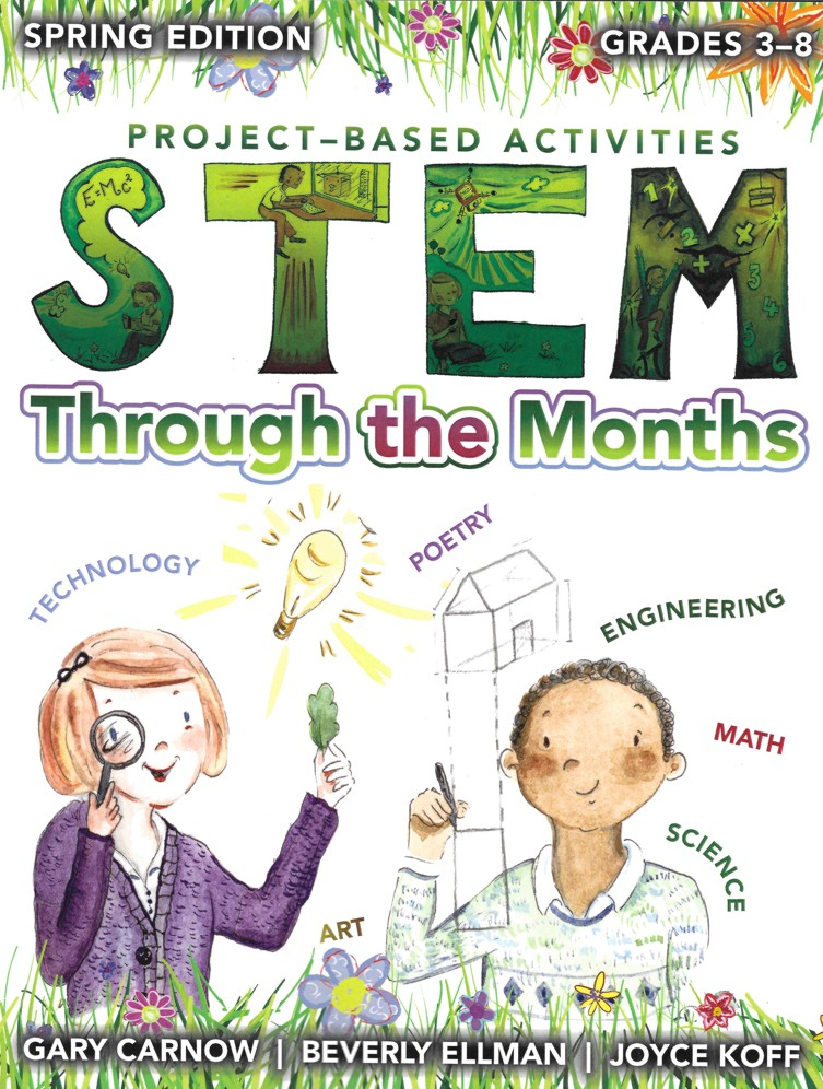 STEM Through the Months - Spring Edition