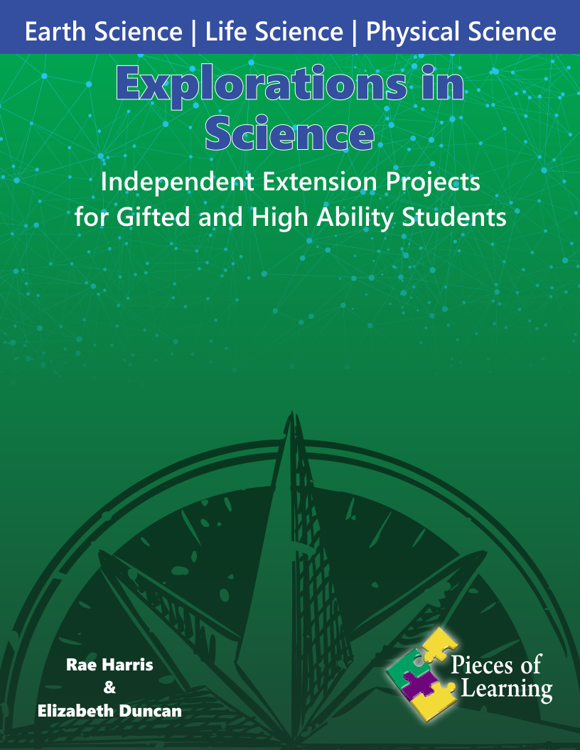 Explorations in Science: Independent Extension Projects for Gifted and High Ability Students