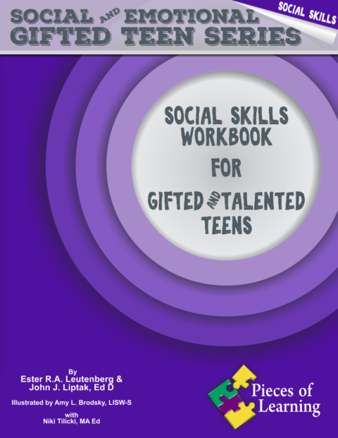 Social Skills for Gifted and Talented Teens Cover