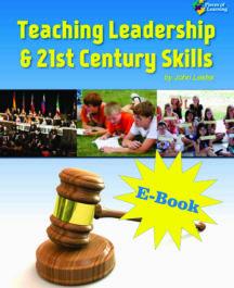 Teaching Leadership EBook Cover