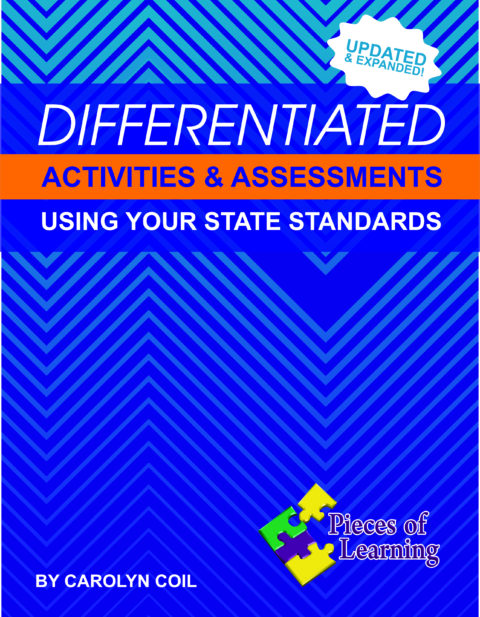 Differentiated Activities and Assessments